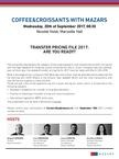 Mazars Transfer Pricing Breakfast_20.09