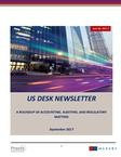 US Desk Newsletter - EDITION 2017-2